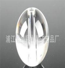 廠家熱銷k9水晶串孔光球