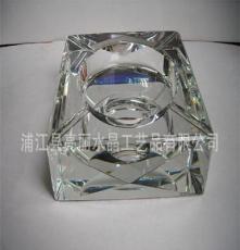 專業定制車標水晶煙灰缸 實用4S店禮品車標煙缸