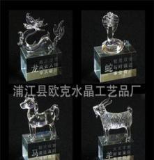 (廠家供應)水晶馬 馬年紀念品 公司紀念促銷小禮品