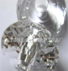 廠家直銷專業生產水晶機器少面多面鉆石 新款燈具算盤珠子 批發