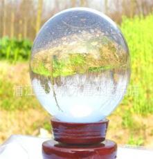 新款 魔術鎮宅風水球 K9透明水晶球 2013工藝品展推薦商務禮品