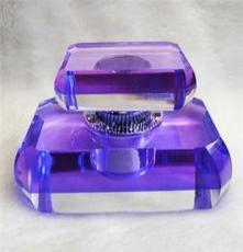 時尚 汽車香水座 水晶香水瓶