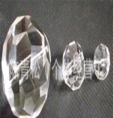 供應批發40#中孔菠蘿珠,水晶燈飾掛件,水晶珠 量大價優