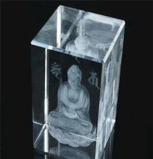 高檔水晶內雕工藝品水晶3d激光內雕廠家定制