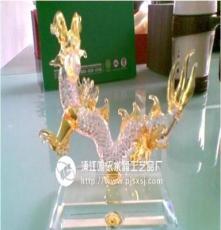 水晶龍 水晶龍紀念品 龍年水晶制品