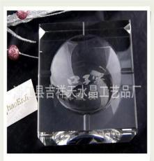 熱銷中 浦江水晶 優質工藝品 精美水晶煙灰缸