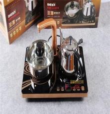 汉唐茶具博翰电器K2138多功能三合一电磁炉电热壶烧水 消毒