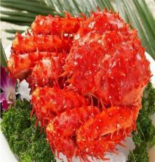 進口水產 俄羅斯帝王蟹 生凍鮮蟹 2.0-2.2KG