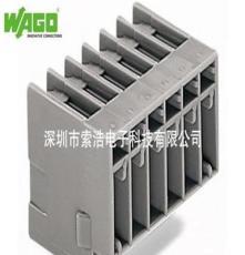 萬可WAGO 769-665  插頭 帶有直角型焊針 5極 特價供應