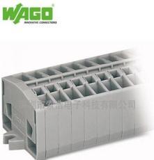 萬可WAGO  264-111  2線接線端子排 帶有固定耳 特價供應