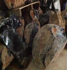 礦石 天然黑曜石 礦石 原料 墨西哥黑曜石