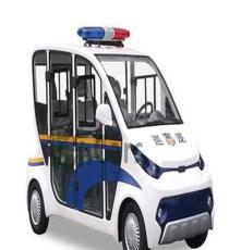 成都電動巡邏車報價 校園四座封閉式巡邏車價格 四川諾樂