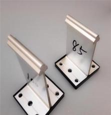 180高铝镁锰板铝合金支座全套配件厂家 防坠落夹具配件
