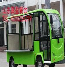 滨州电动餐车代理商小吃车销售商山东聚盈