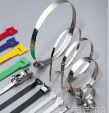 廠家直供 不銹鋼緊固件 電線桿抱箍 電力標牌專用扎條 卡箍 冀航