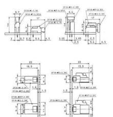 HRS連接器DF1B-3EP-2.5RC日本廣瀨東莞以及代理商,現貨庫存