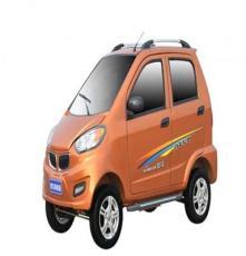 陜西建設電動汽車 途銳款 四輪電動轎車 建設四輪代步車