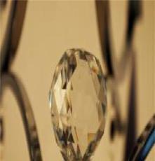 常州透明水晶燈飾球批發