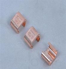 C型線夾 銅線夾 分支線夾 鉗壓套管 銅C型卡 CCT-60