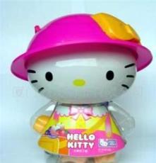 HELLO KITTY水果果冻布丁桶