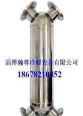 淄博瀚尊螺旋螺纹管式换热器生产厂家