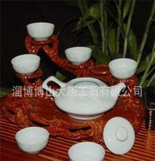 供应高档骨质陶瓷茶具 7~9头 图