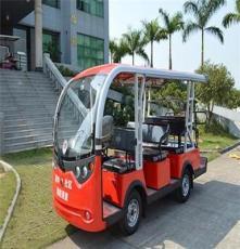 重庆绿爵电动观光车(LJ-S8+3)72V交流电机,电动旅游观光车