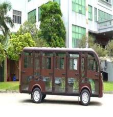 重庆 四轮电瓶车观光车 纯电动旅游观光车 专卖