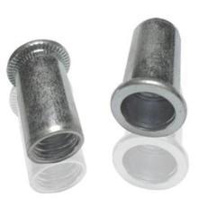 直銷重慶不銹鋼平頭光面拉鉚螺母工廠