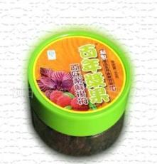 蜜餞果脯、零食、地方特產、百年漿果--原味紫蘇楊梅