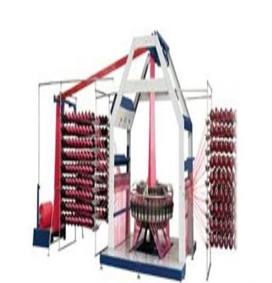 供應安徽沙克公司四,六梭圓織機編織袋圓織機編織袋設備