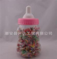北京汕頭潮安庵埠食品 奶嘴瓶奶嘴棒棒糖 散裝糖果廠家 糖果公司