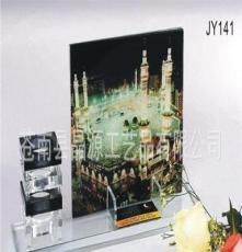 廠家直銷水水晶擺件 水晶影像 水晶擺飾 紀念禮品