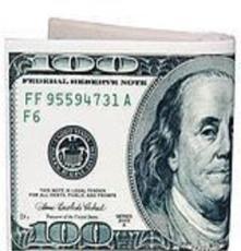 批發放人民的錢幣百元錢包美元歐元 創意錢包地攤江湖暢銷商品
