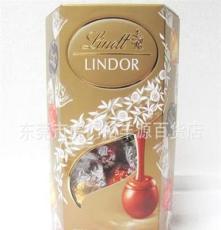 原裝Lindor瑞士蓮 軟心巧克力球 200G 婚慶喜糖 金色批發 現貨