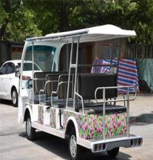 供应凯瑞德大容量电池电动观光车旅游车