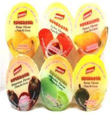 馬來西亞原裝進口 素瑪哥果肉果凍布丁6種水果口味綜合裝660g
