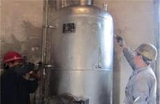 济南导热油锅炉除垢
