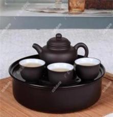 6寸不锈钢旅行茶具套装
