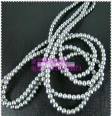 提供半成品仿珍珠、仿珍珠塑料珠 服装辅料 珠饰配件