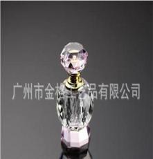 水晶香水瓶 K9料水晶制作香水瓶 水晶瓶 香水瓶