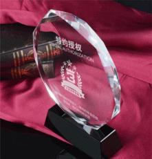 重慶水晶授權牌定制 水晶獎牌定制公司 總代理商獎牌制作