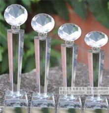 沈陽最佳團隊獎杯制作,優秀合作伙伴水晶獎杯