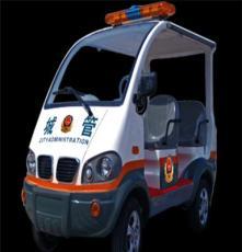 经典4座城管执法电动车LQCA040