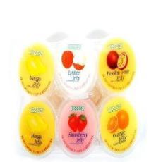 批發:馬來西亞進口 可康果凍布丁 綜合口味 整箱6枚*480克*16盒