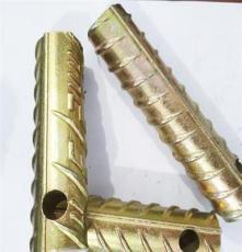 永年万通鑫螺纹钢套筒施工方便价格实惠
