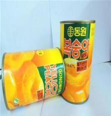 出口日韓 黃桃罐頭 月銷百噸 425/聽 12聽/箱 西餐必備食品
