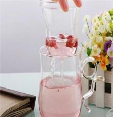 厂家直销 鹰嘴高档公道杯丨茶海丨公道杯丨高档精美玻璃茶具