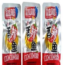 湖南特產湘潤食品麻辣魚 富庶洞庭 中辣毛毛魚 香辣魚 6400克