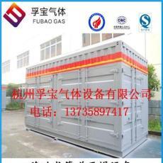 集装箱移动式管道干燥机